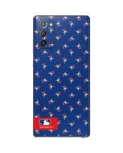 Toronto Blue Jays Full Count Galaxy Note20 5G Skin