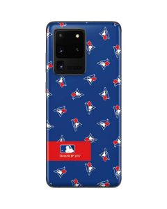 Toronto Blue Jays Full Count Galaxy S20 Ultra 5G Skin