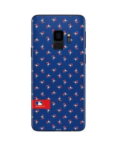 Toronto Blue Jays Full Count Galaxy S9 Skin