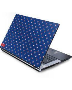 Toronto Blue Jays Full Count Generic Laptop Skin