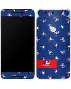 Toronto Blue Jays Full Count Google Nexus 6P Skin