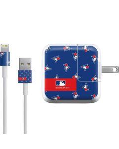 Toronto Blue Jays Full Count iPad Charger (10W USB) Skin