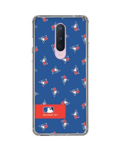 Toronto Blue Jays Full Count OnePlus 8 Clear Case