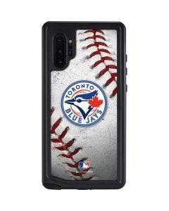 Toronto Blue Jays Game Ball Galaxy Note 10 Plus Waterproof Case