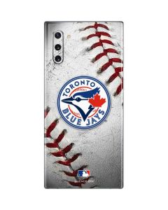 Toronto Blue Jays Game Ball Galaxy Note 10 Skin