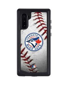 Toronto Blue Jays Game Ball Galaxy Note 10 Waterproof Case