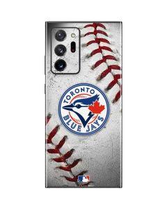 Toronto Blue Jays Game Ball Galaxy Note20 Ultra 5G Skin