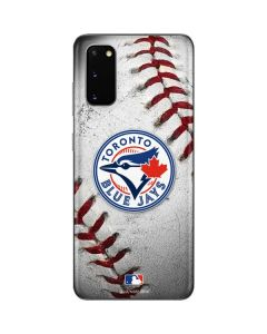 Toronto Blue Jays Game Ball Galaxy S20 Skin