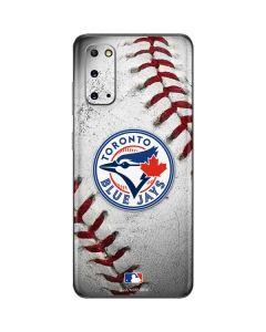 Toronto Blue Jays Game Ball Galaxy S20 Skin