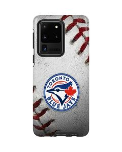 Toronto Blue Jays Game Ball Galaxy S20 Ultra 5G Pro Case