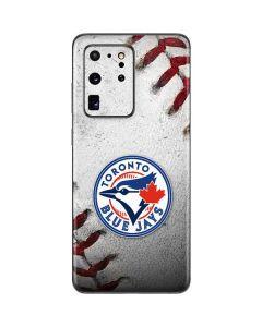 Toronto Blue Jays Game Ball Galaxy S20 Ultra 5G Skin