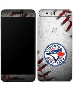 Toronto Blue Jays Game Ball Google Nexus 6P Skin