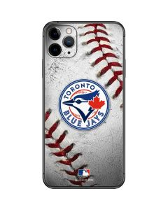 Toronto Blue Jays Game Ball iPhone 11 Pro Max Skin