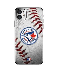 Toronto Blue Jays Game Ball iPhone 11 Skin