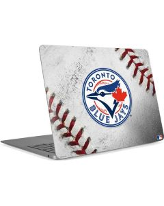 Toronto Blue Jays Game Ball Apple MacBook Air Skin