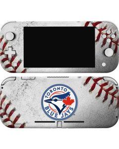 Toronto Blue Jays Game Ball Nintendo Switch Lite Skin