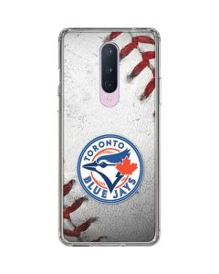 Toronto Blue Jays Game Ball OnePlus 8 Clear Case
