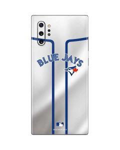 Toronto Blue Jays Home Jersey Galaxy Note 10 Plus Skin
