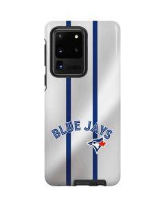 Toronto Blue Jays Home Jersey Galaxy S20 Ultra 5G Pro Case