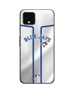 Toronto Blue Jays Home Jersey Google Pixel 4 Skin