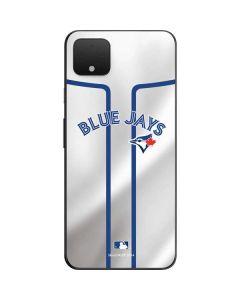Toronto Blue Jays Home Jersey Google Pixel 4 XL Skin