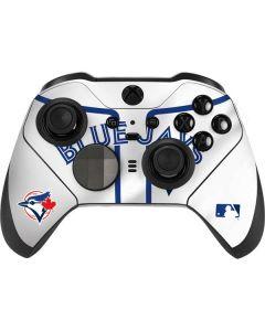 Toronto Blue Jays Home Jersey Xbox Elite Wireless Controller Series 2 Skin