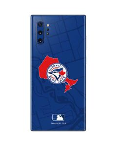 Toronto Blue Jays Home Turf Galaxy Note 10 Plus Skin