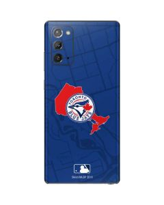 Toronto Blue Jays Home Turf Galaxy Note20 5G Skin