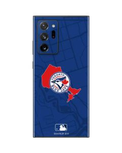 Toronto Blue Jays Home Turf Galaxy Note20 Ultra 5G Skin