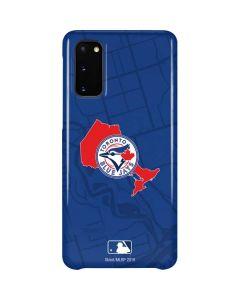 Toronto Blue Jays Home Turf Galaxy S20 Lite Case