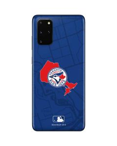 Toronto Blue Jays Home Turf Galaxy S20 Plus Skin