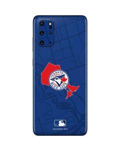 Toronto Blue Jays Home Turf Galaxy S20 Plus Skin