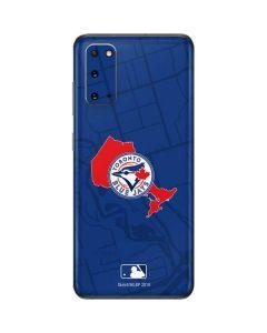 Toronto Blue Jays Home Turf Galaxy S20 Skin