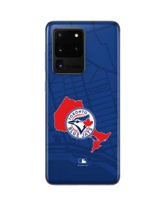 Toronto Blue Jays Home Turf Galaxy S20 Ultra 5G Skin