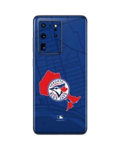Toronto Blue Jays Home Turf Galaxy S20 Ultra 5G Skin