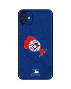 Toronto Blue Jays Home Turf iPhone 11 Skin