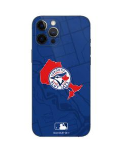 Toronto Blue Jays Home Turf iPhone 12 Pro Skin