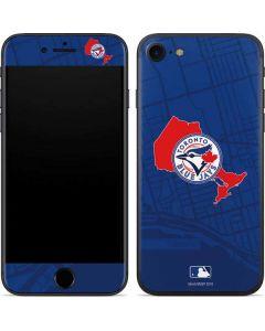 Toronto Blue Jays Home Turf iPhone SE Skin