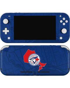 Toronto Blue Jays Home Turf Nintendo Switch Lite Skin