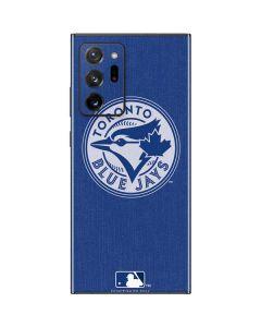 Toronto Blue Jays Monotone Galaxy Note20 Ultra 5G Skin