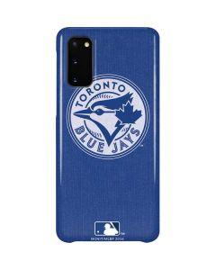Toronto Blue Jays Monotone Galaxy S20 Lite Case