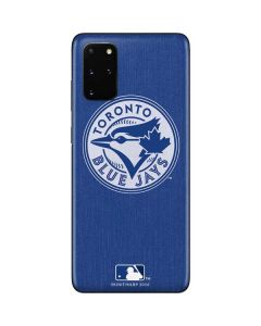Toronto Blue Jays Monotone Galaxy S20 Plus Skin