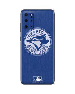 Toronto Blue Jays Monotone Galaxy S20 Plus Skin