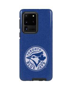 Toronto Blue Jays Monotone Galaxy S20 Ultra 5G Pro Case
