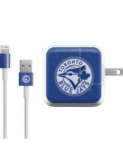Toronto Blue Jays Monotone iPad Charger (10W USB) Skin