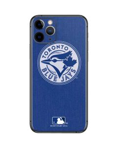 Toronto Blue Jays Monotone iPhone 11 Pro Skin