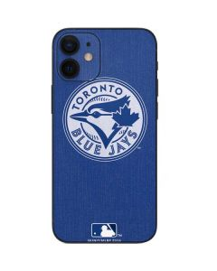 Toronto Blue Jays Monotone iPhone 12 Mini Skin