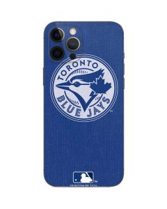 Toronto Blue Jays Monotone iPhone 12 Pro Max Skin