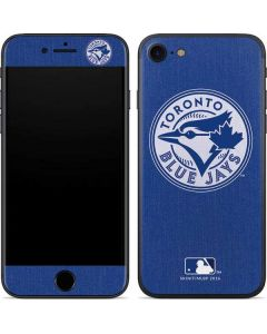 Toronto Blue Jays Monotone iPhone SE Skin