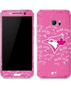 Toronto Blue Jays Pink Cap Logo Blast 10 Skin